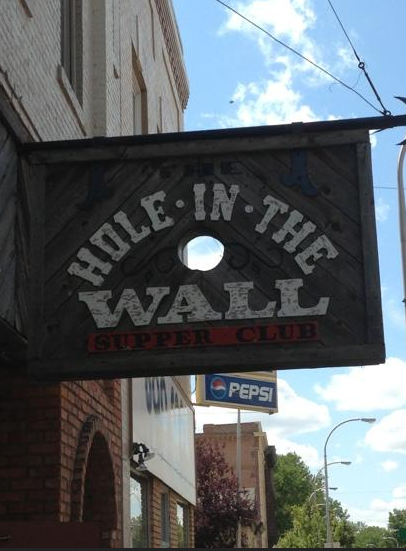 2. Hole in the Wall, Miles City