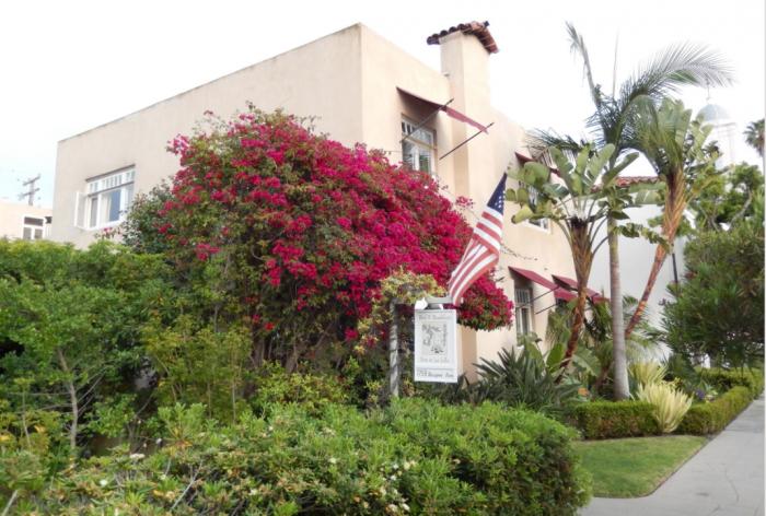 2. Bed and Breakfast Inn at La Jolla