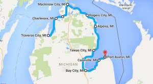 10 Amazing Places You Can Go On One Tank Of Gas In Michigan