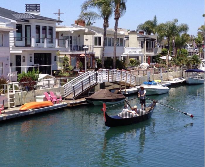 1. Naples Island in Long Beach