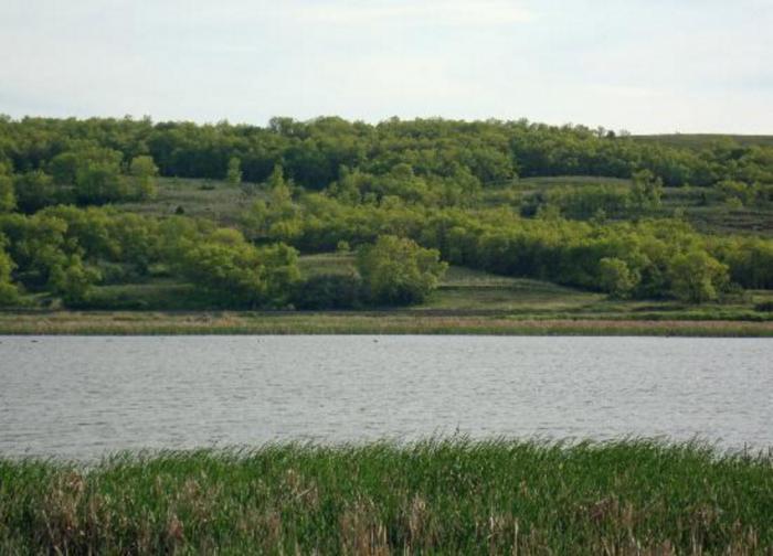 5. Des Lacs National Wildlife Refuge