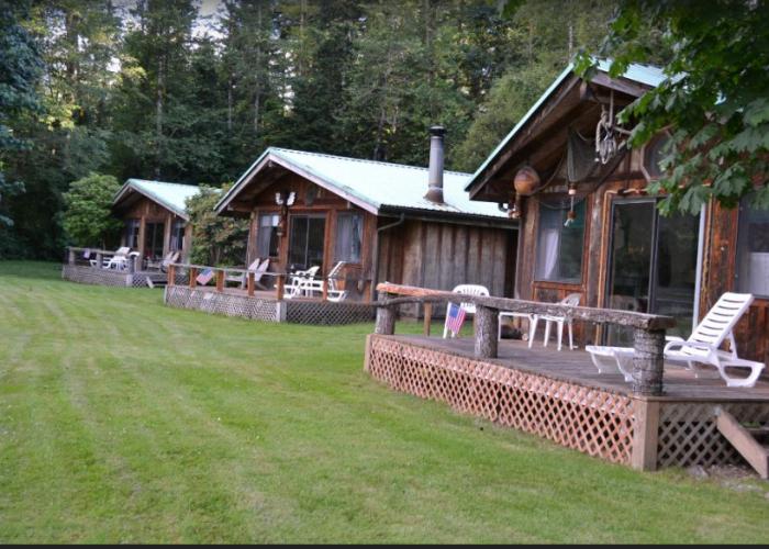 7. Skagit River Resort / Clark's Cabins, Rockport