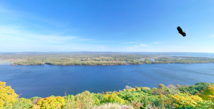 16. East Overlook, Great River Bluffs State Park