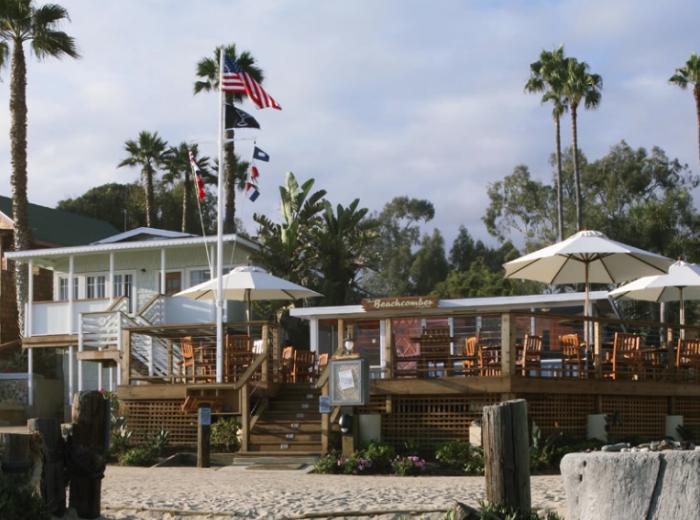 Beachcomber Cafe At Crystal Cove Newport Beach