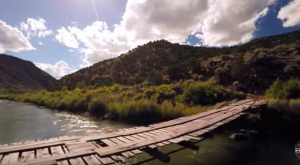 This Bird's Eye View Of New Mexico Will Take Your Breath Away