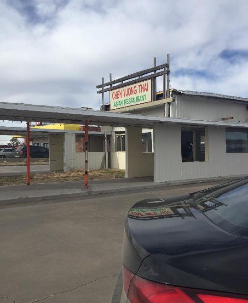 Trinidad Colorado Fast Food