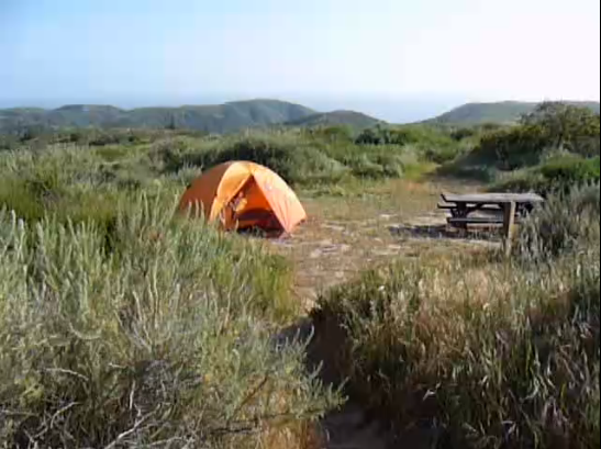 7. Moro Campground -- Crystal Cove State Park