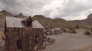 A Drone Captured The Haunting Yet Amazing Remains Of This Ghost Town