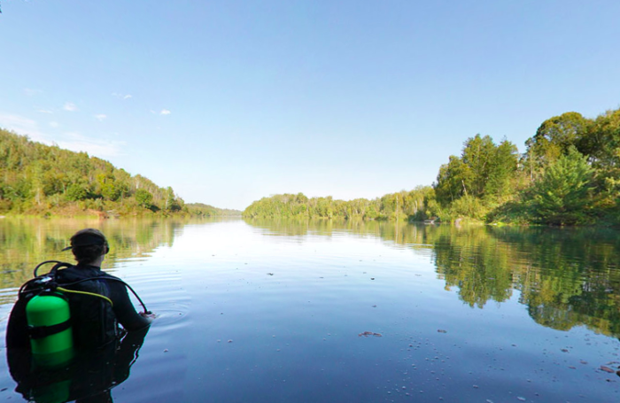 5. Alstead Mine Lake, Cuyuna Country State Recreation Area