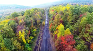 This Abandoned Highway Through America's Heartland Is Painfully Beautiful