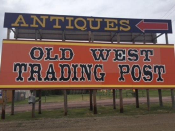 9. Old West Trading Post - Oacoma