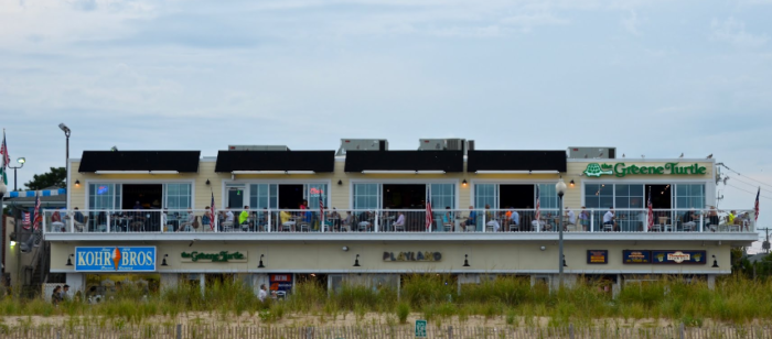 7. The Green Turtle, Rehoboth Beach