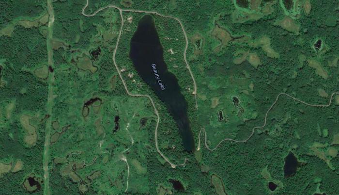7.  Beauty Lake, Hubbard County - ID 29029200