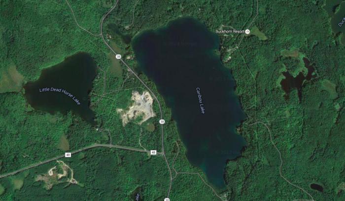 6. Caribou Lake, Itasca County - ID 31062000