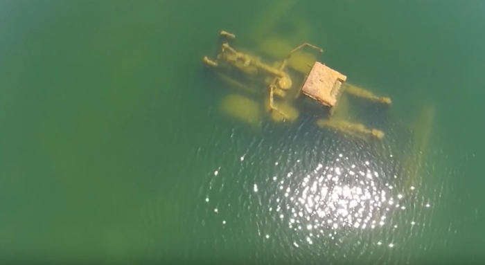 It may not be pirates' gold, but these submerged finds are worth over a million dollars.