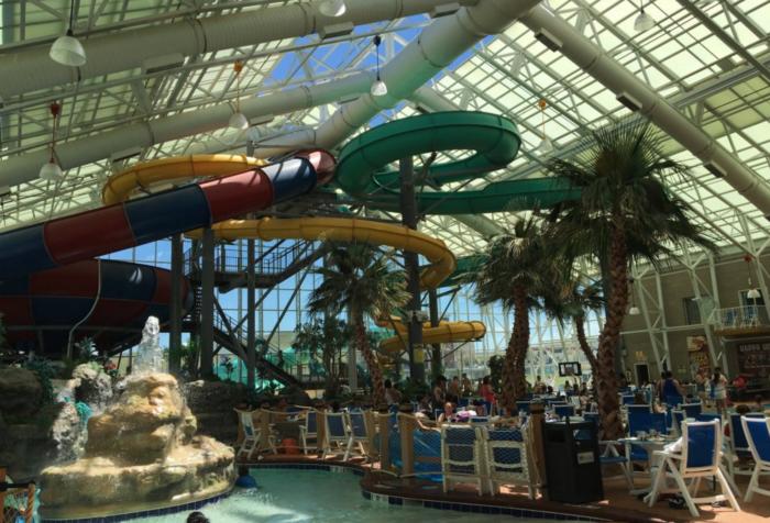 2. Watiki Indoor Waterpark - Rapid City
