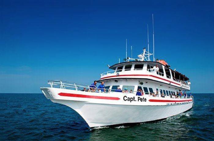 2) Ship Island