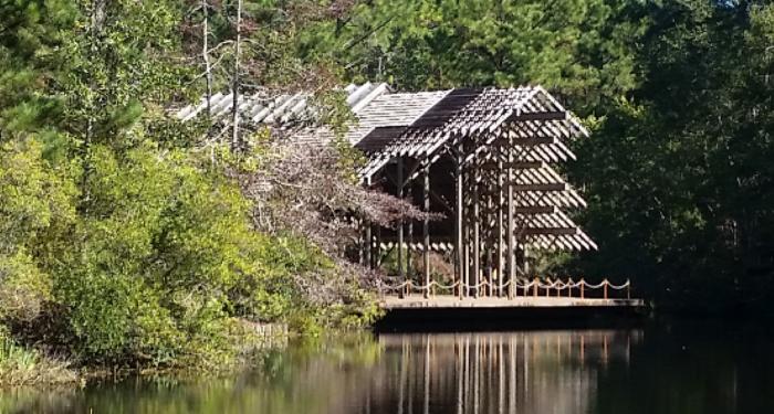 6) Mississippi State Arboretum