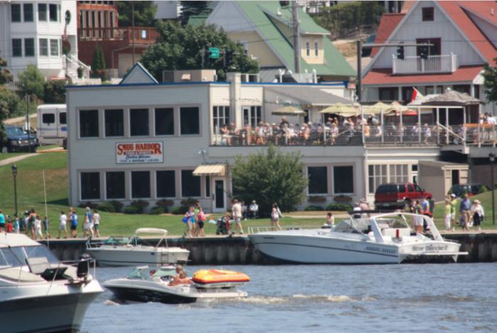 8. Snug Harbor (Grand Haven)