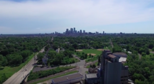 What This Drone Footage Captured At This Abandoned Minnesota Mill Is Truly Grim