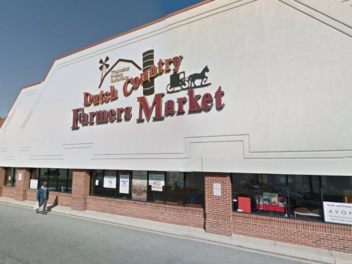 4. Dutch Country Farmer's Market, Middletown, DE