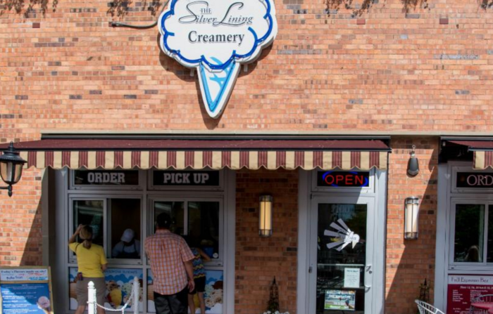4. The Silver Lining Creamery - Rapid City