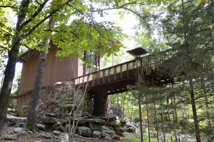 13. Stoneflower Cottage (Heber Springs)