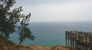 These 8 Scenic Overlooks In Michigan Will Leave You Breathless