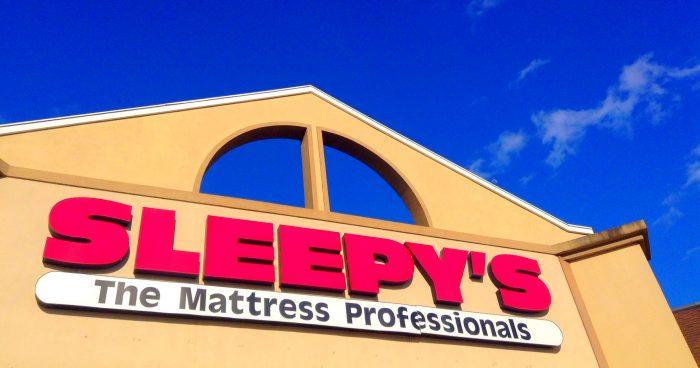 2. Buy a mattress on Sunday.