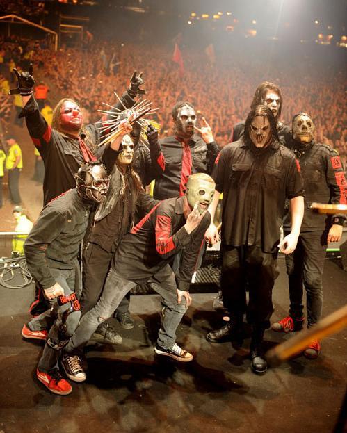 3. Slipknot
