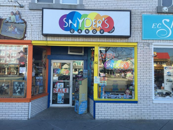 9. Snyder's Candy