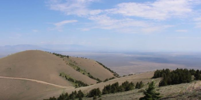 Southern Butte