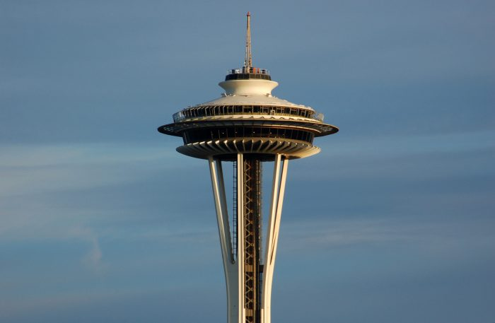 1. Instead of the Space Needle…