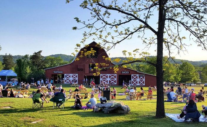 3. Spend a lazy afternoon at Arrington.