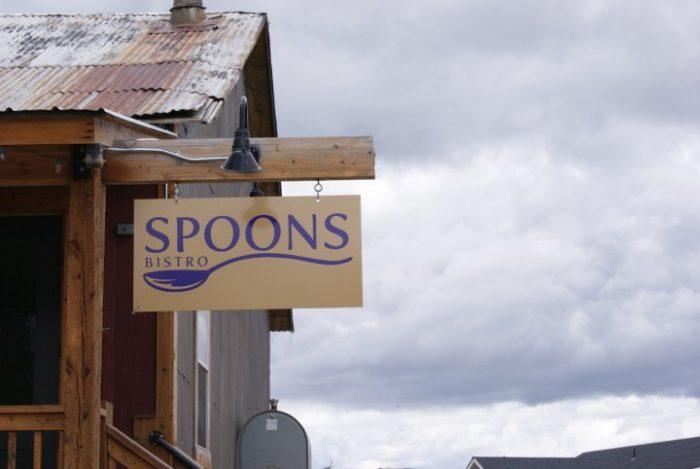 5. Spoons Bistro, Victor