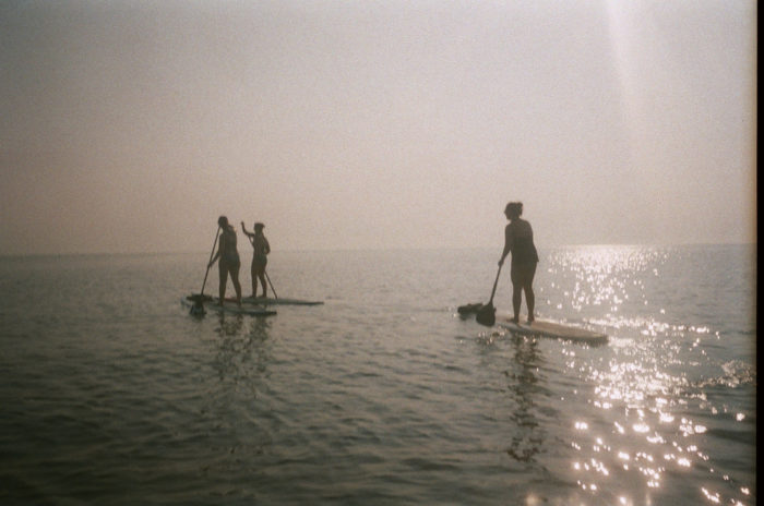 7. Stand Up Paddle Boarding