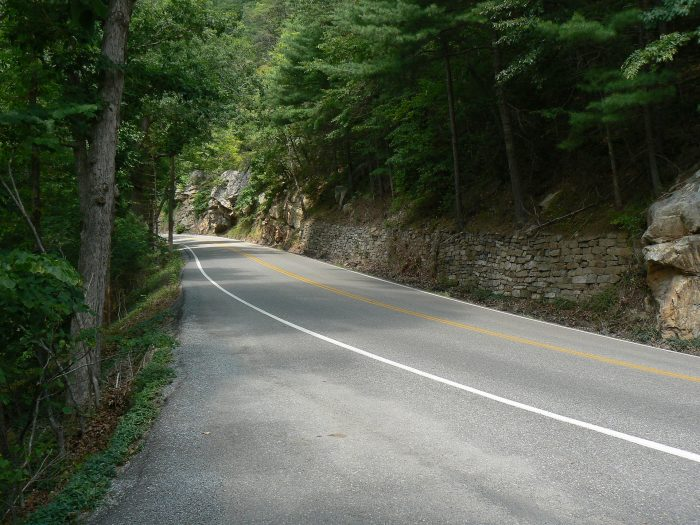 3. Route 39 to Goshen Pass