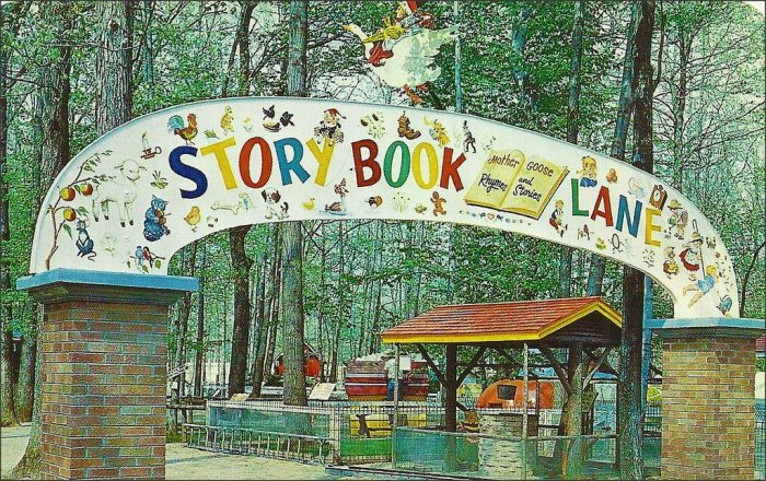 9. Story Book Land