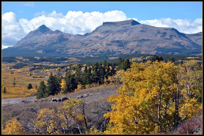 11. Beautiful mountains.