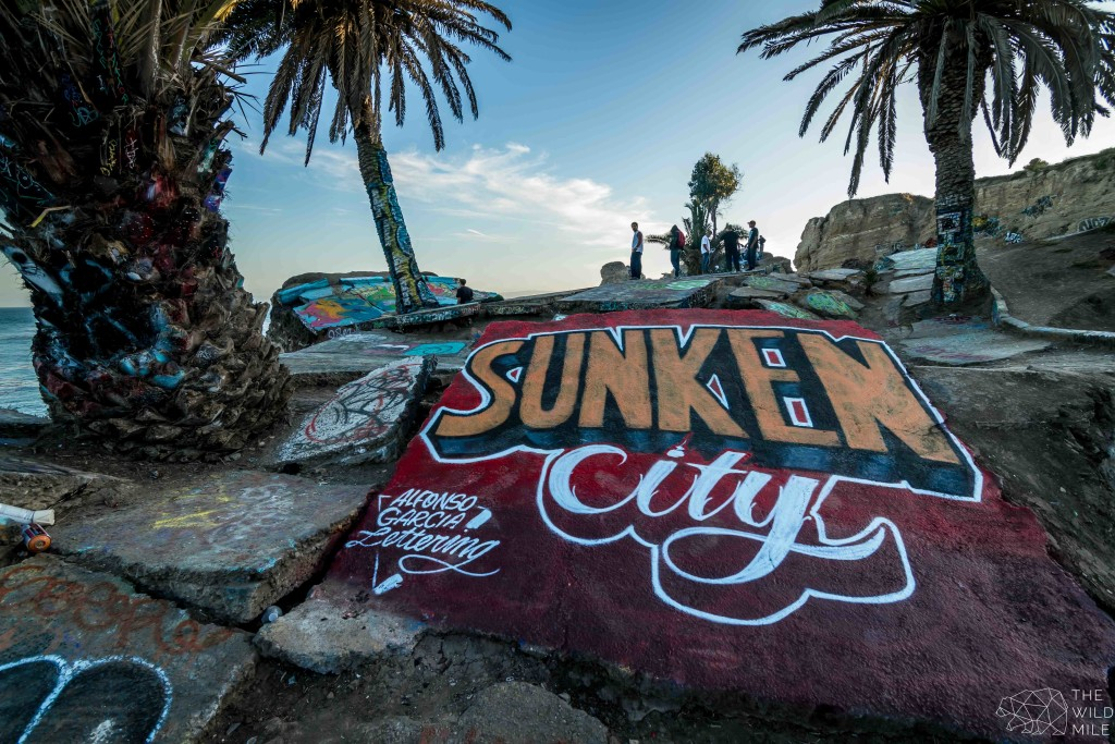 The Abandoned Sunken City In Southern California