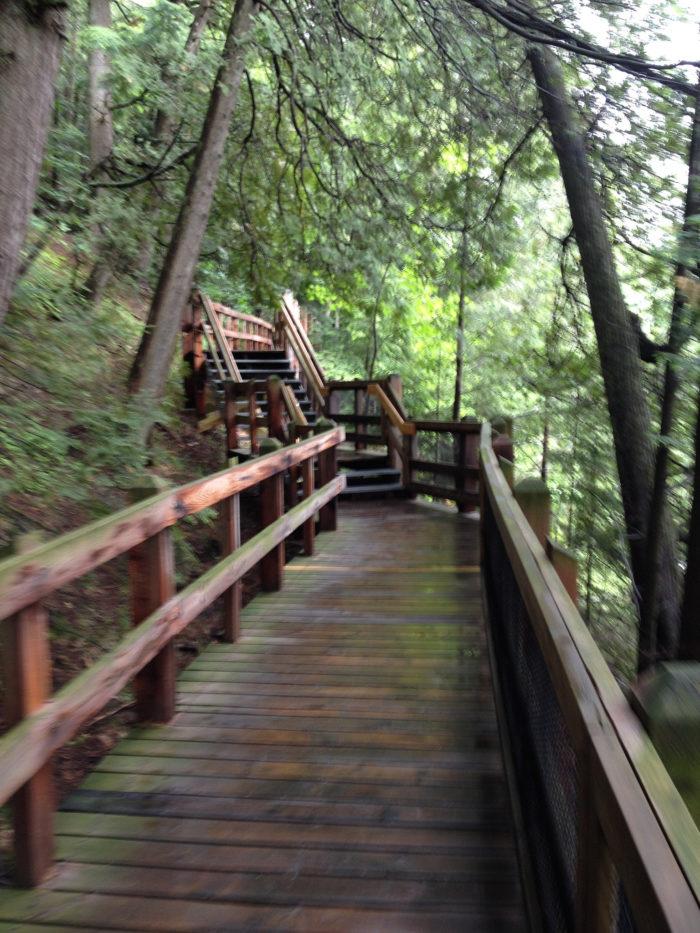 8. Tahquamenon Falls