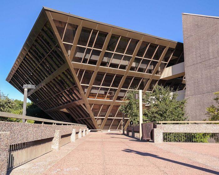 6. Tempe Municipal Building, Tempe