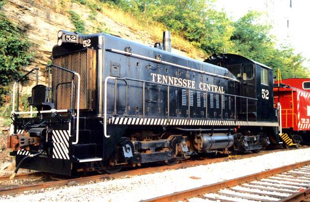 Tennessee Central Railway Museum - Facebook