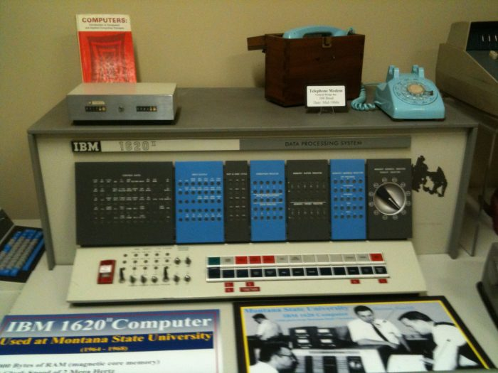 5. The American Computer & Robotics Museum in Bozeman