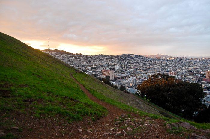 5. Bernal Heights Hill