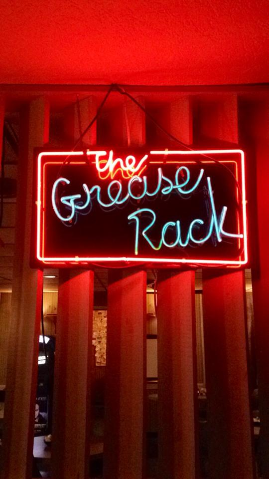 1. The Grease Rack - Newport