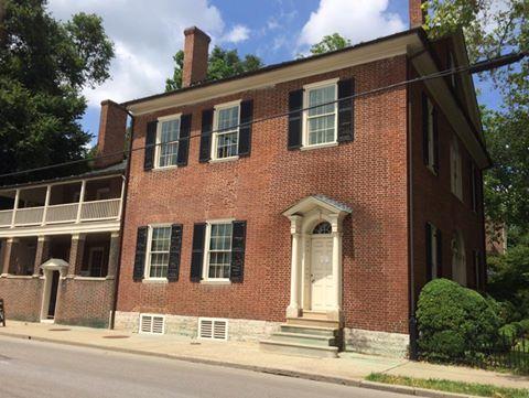 3. The Hunt Morgan House