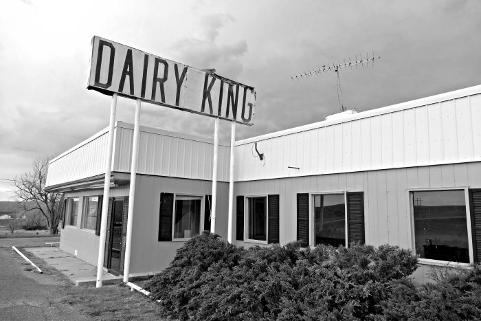 The Infamous Last Chance Dairy King