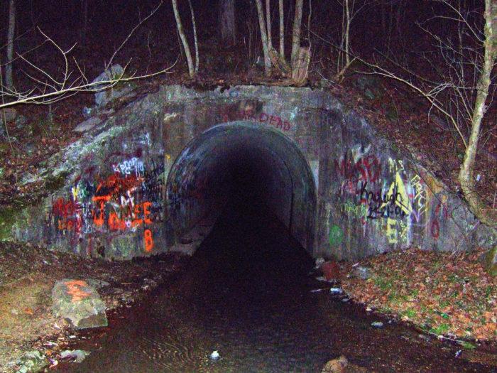 4. The Legend of Sensabaugh Tunnel