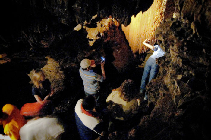 1. The Legend of the Bell Witch Cave